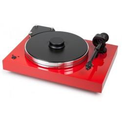 "Pro-Ject Xtension 9 Evolution    Highend Plattenlaufwerk mit 9"" Topklasse-Tonarm in Rot"