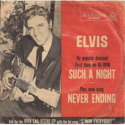 Presley Elvis with the...