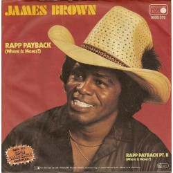 Brown James ‎– Rapp Payback...