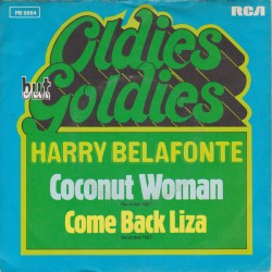 Belafonte Harry ‎– Coconut...