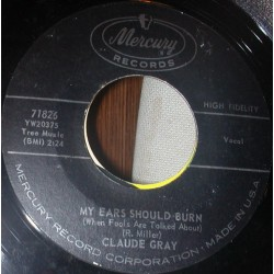 Gray Claude – My Ears...
