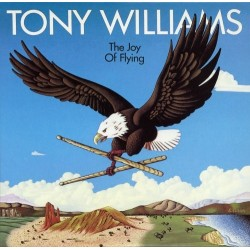 Williams  ‎Tony – The Joy Of Flying|1979   CBS 83338