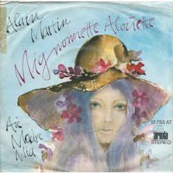 Martin Alain – Mignonnette...