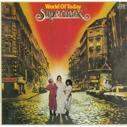 Supermax ‎– World Of Today|1977   Atlantic ‎– ATL 50 423