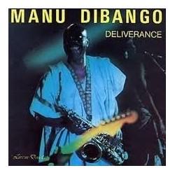 Dibango Manu – Deliverance|1983  AfroVision Records – AF 1984