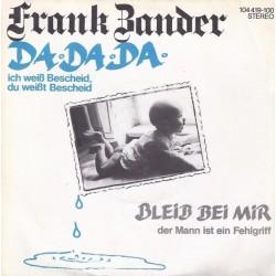 Zander Frank  – Da Da Da...