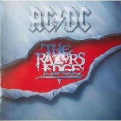 AC/DC – The Razors Edge|1990 ATCO Records – 7567-91413-1
