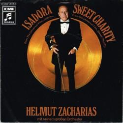 Zacharias Helmut mit seinem...