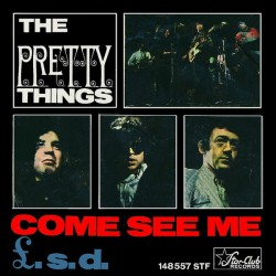 Pretty Things The – Come...