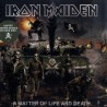 Iron Maiden – A Matter Of Life And Death|2006 EMI – 0946 3 72321 1 8- 2 LP-Picture Disc, Limited Edition