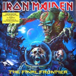 Iron Maiden ‎– The Final Frontier|2010 EMI ‎– 50999 6477701 6- 2 LP-Limited Edition Picture Disc