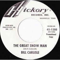 Carlisle Bill – The Great...