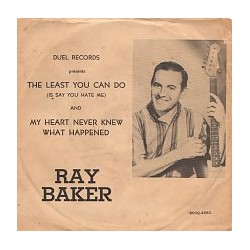 Baker Ray-The least you can...