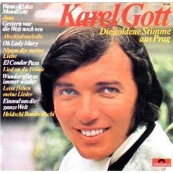Gott Karel – Die Goldene Stimme Aus Prag 1970 Polydor – 2371 060