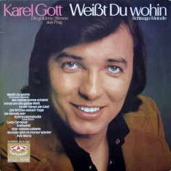 Gott Karel – Weißt Du Wohin 1971 Karussell – 2415 067