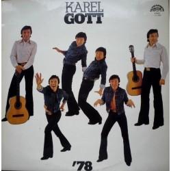Gott Karel – Karel Gott &821778|1977    Supraphon 1 13 2220