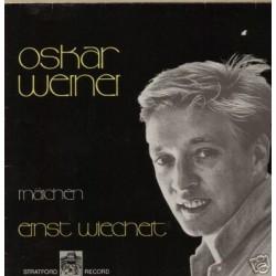 Werner Oskar liest Märchen v. Ernst Wiechert-Rarität!!  120526