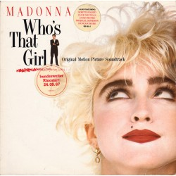 Madonna ‎– Who's That Girl...