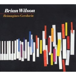 Wilson Brian– Reimagines Gershwin|2010    5099990650116