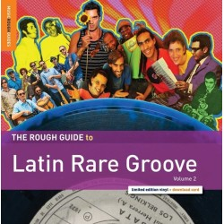 Various ‎– The Rough Guide To Latin Rare Groove Vol 2|2015 RGNET 1324
