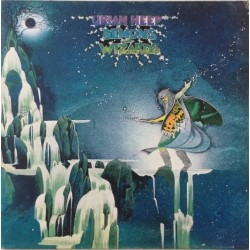 Uriah Heep ‎– Demons And Wizards|1972/2013  MELT 006	-Green Vinyl