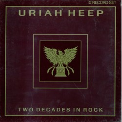 Uriah Heep ‎– Two Decades...