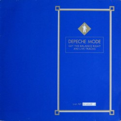 Depeche Mode ‎– Get The...