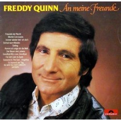 Quinn Freddy – An Meine Freunde 1978 Polydor – 34 584