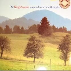King&8217s Singers – Die King&8217s Singers Singen Deutsche Volkslieder|1978  INT 161.514