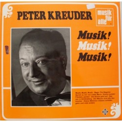 Kreuder Peter– Musik! Musik! Musik!|Telefunken – NT 169