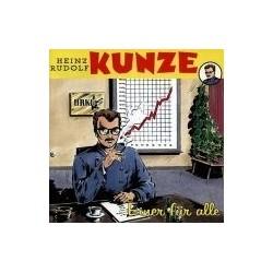 Kunze Heinz Rudolf– Einer Für Alle 1988 WEA 242 475-1