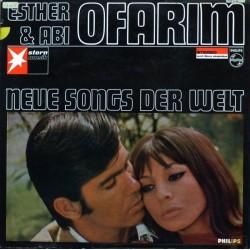 Ofarim Esther & Abi– Neue Songs Der Welt 1965 Philips 843 750