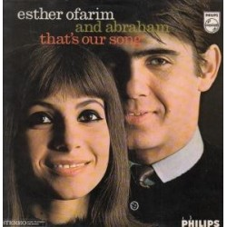 Ofarim Esther and Abraham ‎– That&8217s Our Song|Philips ‎– 843 750 PY