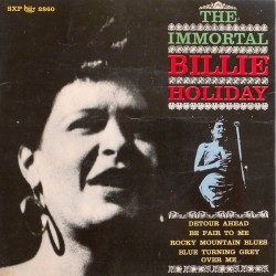 Holiday Billie – The...