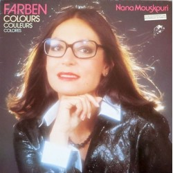 Mouskouri Nana– Farben 1983 Philips 814 595-1