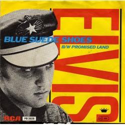 Presley Elvis – Blue Suede...