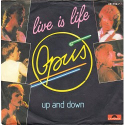 Opus – Live Is Life 1985...