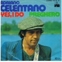 Celentano Adriano – Yes, I...