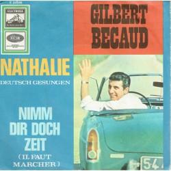Becaud Gilbert  – Nathalie...