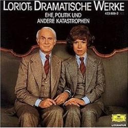 Loriot – Loriots Dramatische Werke (Ehe, Politik Und Andere Katastrophen)|1981 Deutsche Grammophon 2570 208