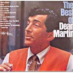 Martin Dean The Best Of 1975 Capitol Records Sm 2601
