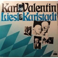 Valentin Karl und Liesl Karlstadt – Karl Valentin und Liesl Karlstadt|Ariola – 89 555