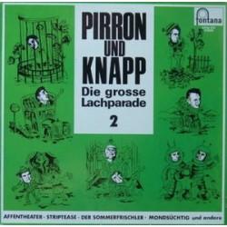 Pirron Und Knapp – Die Große Lachparade 2|1971 Fontana – 6446 012