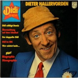 Hallervorden Dieter – Didi Für Millionen|  Polystar 9198 449