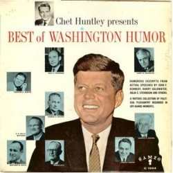 Various ‎– Best Of Washington Humor|1963 C-1044