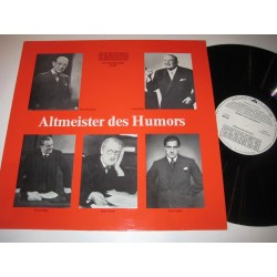 Various-Almeister des Humors|Preiser Records Club 66408