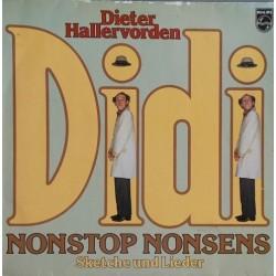 Hallervorden Dieter – Didi &8211 Nonstop Nonsens &8211 Sketche Und Lieder|1978 Philips 6305 375