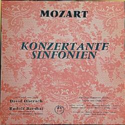 Mozart  – Konzertante...