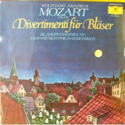 Mozart – Divertimenti für...