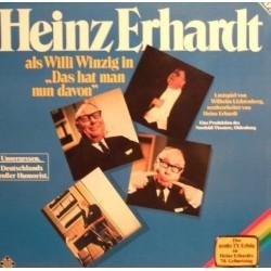 Erhardt Heinz – Das Hat Man Nun Davon|1979 Telefunken – 6.28480 2 LP